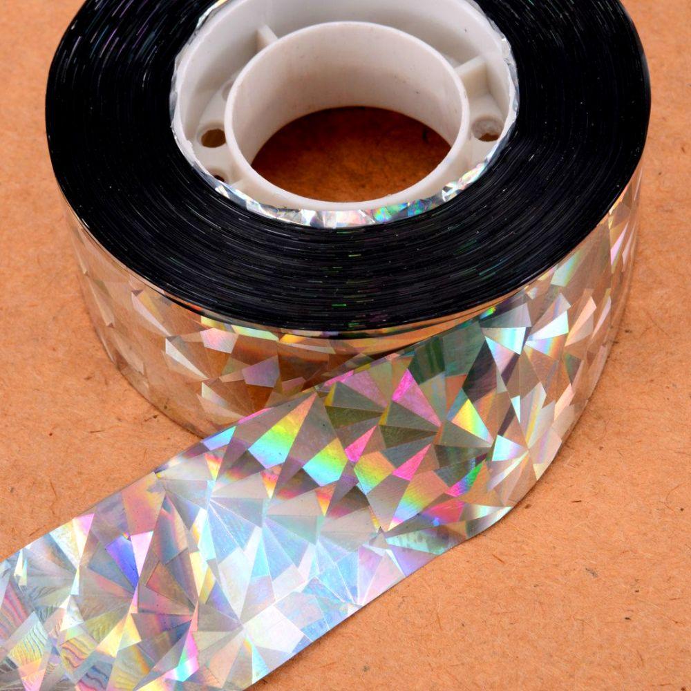 Reflexní páska na odhánění ptáků